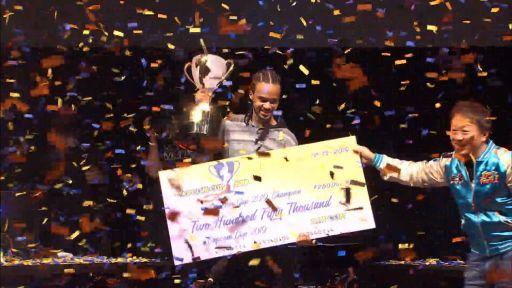 003 - カプコンプロツアー2019 スト5部門、優勝賞金2700万円。手にしたのはなんとあの選手!