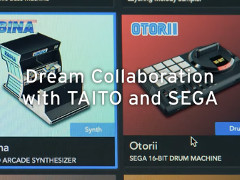 """「KORG Gadget 2」にセガ音源""""OTORII""""とタイトー音源""""EBINA""""が登場。「KORG Gadget for NS」にはチュートリアル機能が"""