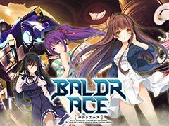 AndroidとPCブラウザで展開する3DサイバーパンクRPG「BALDR ACE」の配信日が10月25日に決定