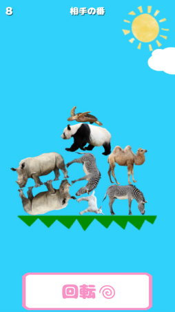 君は象を何度回す? スマホ向け対戦パズル「どうぶつタワーバトル」を紹介する「(ほぼ)日刊スマホゲーム通信」第1598回