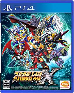 シリーズ最新作「スーパーロボット大戦X」は,PS4とPS Vitaに向けて ...