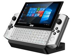 Switch Lite風になった超小型ゲームPC「GPD WIN 3」の情報が公開に。Tiger Lake搭載でAAAゲームを60fpsでプレイ可能とアピール