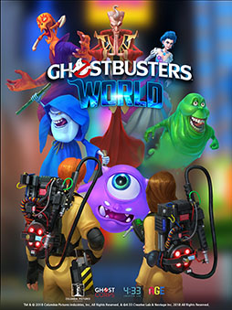 韓国4 33 スマホ向けarゲーム ghostbusters world を発表 ティザー