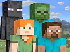 「大乱闘スマッシュブラザーズ SPECIAL」では,Minecraftのスティーブとアレックスの配信を予定。原作再現の細かいギミックが魅力