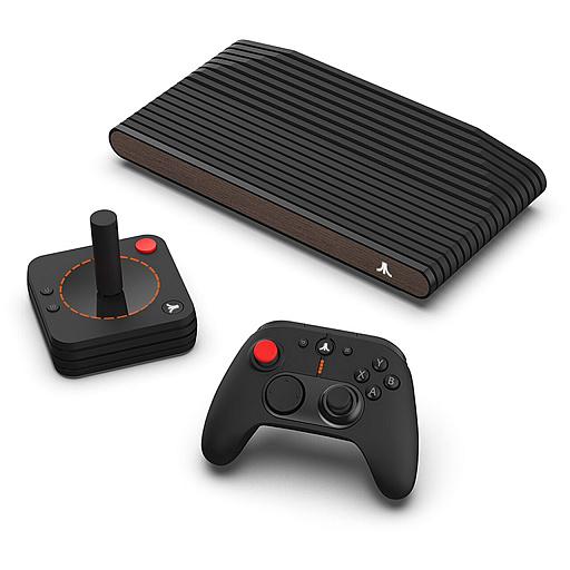 画像集#007のサムネイル/レトロンバーガー Order 53:Atariの新ハード「Atari VCS」に,「見た目はデスメタル系だけどJ-POPをカバーしてるバンドみたい」とか言う編