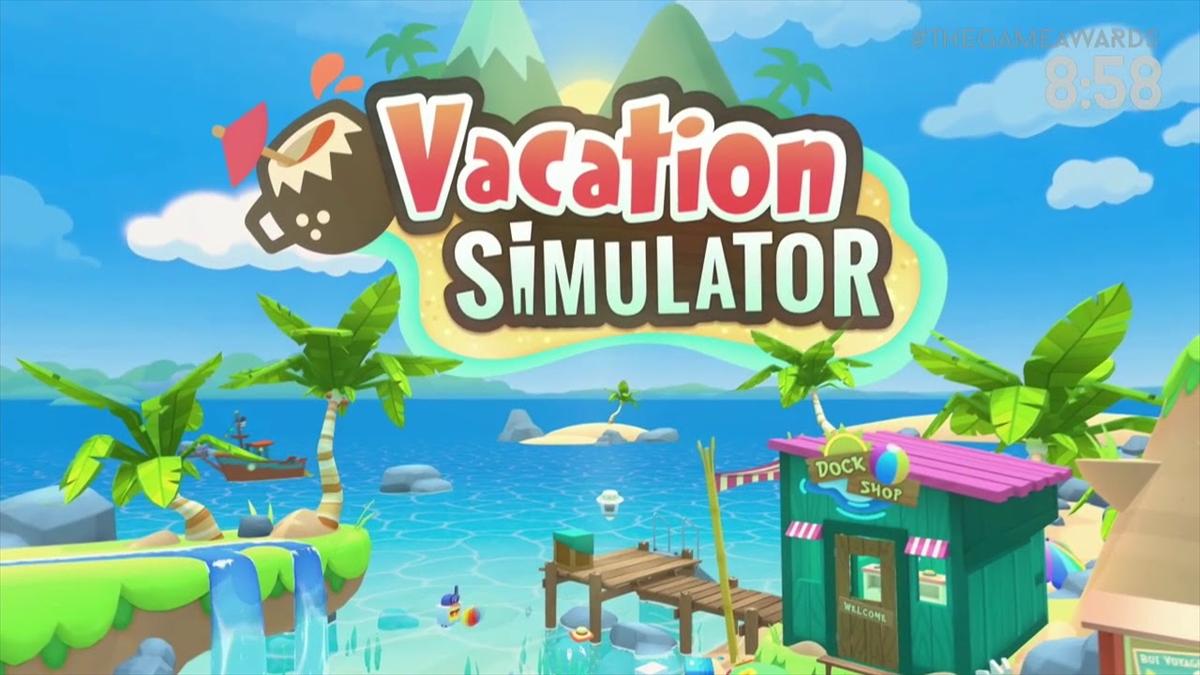 画像集/Vacation SimulatorPS4 - 4Gamer.net