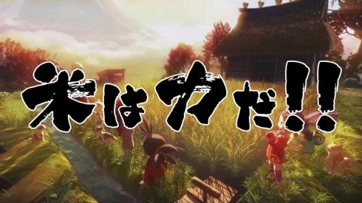 稲作 サクナヒメ