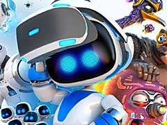 PS VR専用の全方向アクション「ASTRO BOT:RESCUE MISSION」が本日発売。合わせてローンチトレイラーを公開