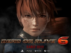 「DEAD OR ALIVE 6」が2019年初頭に発売決定。プラットフォームはPC,PS4,Xbox One