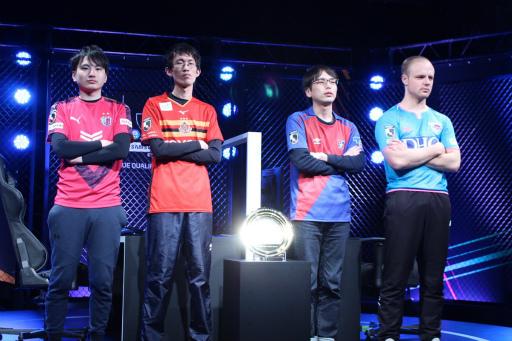 画像(005)「FIFA19」第2回eJ.LEAGUEが開催。参加プレイヤー355名の頂点は名古屋グランパスのミノ選手