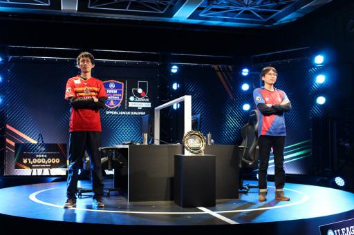 画像(010)「FIFA19」第2回eJ.LEAGUEが開催。参加プレイヤー355名の頂点は名古屋グランパスのミノ選手