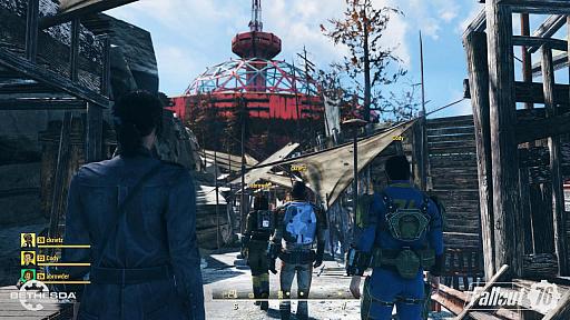 fallout 76 12月4日と11日に行われるアップデートで 収納箱の拡張や