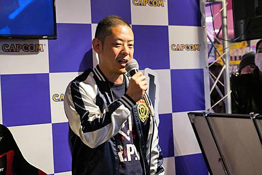 画像(002)多くのファンが駆けつけた「バイオハザード RE:2」発売記念イベント開催。神田プロデューサーへの合同インタビューも合わせてお届け