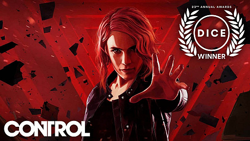 画像(002)「CONTROL」,23rd D.I.C.E. Awardsで「Action Game of the Year」など4部門で受賞