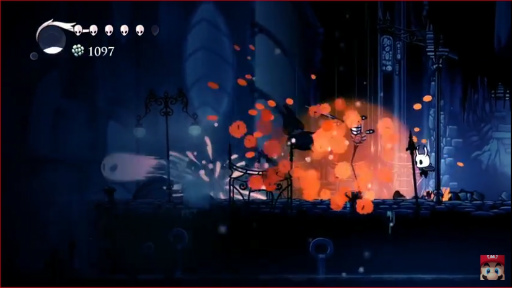 E3 2018]Switch版「Hollow Knight」が本日配信スタート