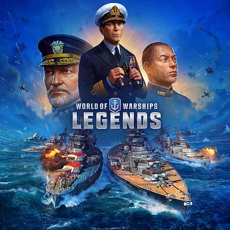 画像(001)「World of Warships: Legends」,クローズドβテストを12月21日より実施。事前登録受付もスタート