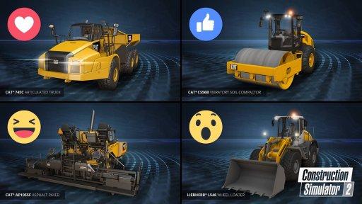 建築会社運営シム construction simulator 2 が2018年秋に発売決定