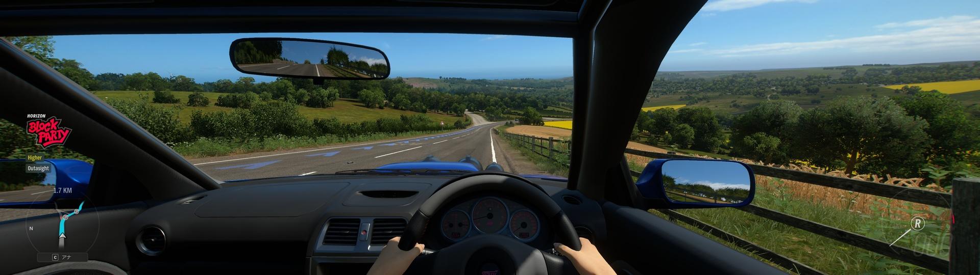 画像集/「Forza Horizon 4」レビュー。移り変わる季節のなかで