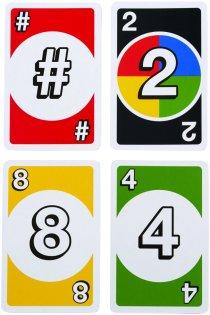 uno の血を引く新作カードゲーム dos が8月上旬に発売 場 のカード