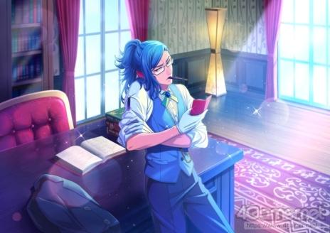 画像(003)「乙女チック4Gamer」第242回:美麗なイラストに心惹かれる,ヒーロー達との物語。スマホ向け「ワールドエンドヒーローズ」を特集