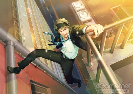 画像(014)「乙女チック4Gamer」第242回:美麗なイラストに心惹かれる,ヒーロー達との物語。スマホ向け「ワールドエンドヒーローズ」を特集