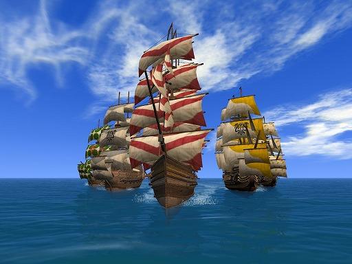 画像(001)【PR】14周年を迎えた「大航海時代 Online」。今なお広がり続ける世界の中で,自分だけのプレイスタイルで大海原を駆けめぐろう