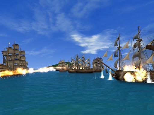 画像(007)【PR】14周年を迎えた「大航海時代 Online」。今なお広がり続ける世界の中で,自分だけのプレイスタイルで大海原を駆けめぐろう