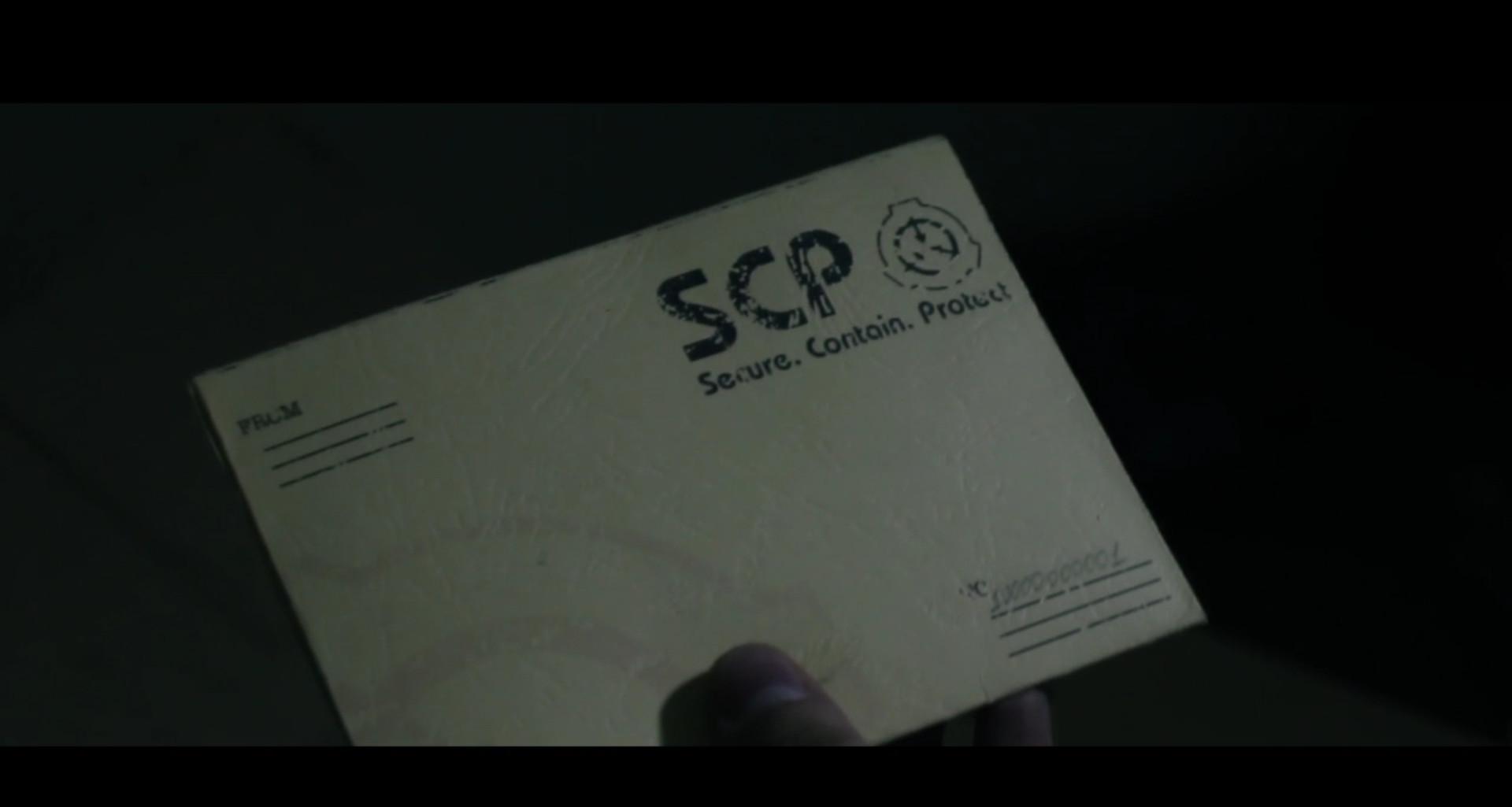 scp オブジェクト