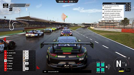 PC用レースゲーム「Assetto Corsa Competizione」がSteamで正式 ...