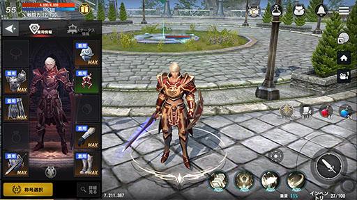 画像集#002のサムネイル/スマホ向けMMORPG「ロハンM」で事前登録の受け付けがスタート。登録者数に応じて,ゲーム内のコスチュームなど各種特典を配付