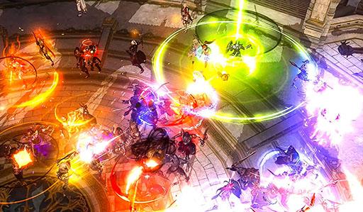 画像集#004のサムネイル/スマホ向けMMORPG「ロハンM」で事前登録の受け付けがスタート。登録者数に応じて,ゲーム内のコスチュームなど各種特典を配付
