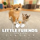 LITTLE FRIENDS -DOGS & CATS-