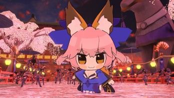 Fate/EXTELLA LINK