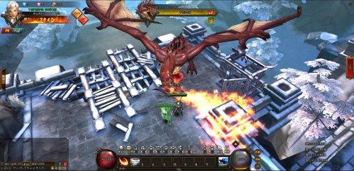 画像(005)新作ブラウザMMORPG「DRAGON REVENGE」の正式サービスが本日開始。各種記念キャンペーンも実施中