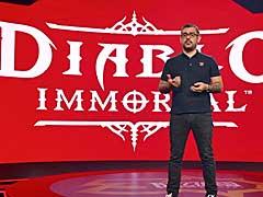 「ディアブロ イモータル」開発者インタビュー。αテストで得られたフィードバックや,スマホ向けMMORPGとしての本作の楽しさを聞いた