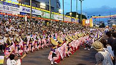 """画像(004)「FFXIV」が徳島の「阿波おどり」に参加へ。""""一緒に踊ってくれる""""プレイヤー50人を募集中"""