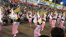 """画像(005)「FFXIV」が徳島の「阿波おどり」に参加へ。""""一緒に踊ってくれる""""プレイヤー50人を募集中"""