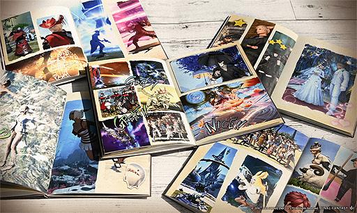 画像集#004のサムネイル/「FFXIV」のSSをまとめて自分だけの本が作れる。オンデマンド印刷サービス「カスタムオーダーフォトブック メモリーズオブライト」が開始