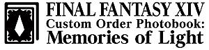 画像集#013のサムネイル/「FFXIV」のSSをまとめて自分だけの本が作れる。オンデマンド印刷サービス「カスタムオーダーフォトブック メモリーズオブライト」が開始