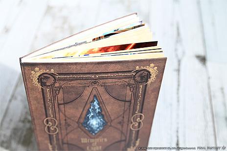 画像集#015のサムネイル/「FFXIV」のSSをまとめて自分だけの本が作れる。オンデマンド印刷サービス「カスタムオーダーフォトブック メモリーズオブライト」が開始