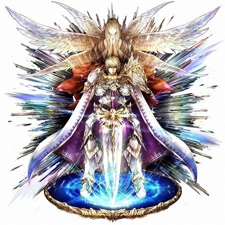 """画像集#002のサムネイル/「ラストクラウディア」に新ユニット""""聖騎士リュート""""とアーク""""精神世界-破神-""""が追加"""