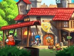 「ワンダーボーイ」の西澤龍一氏の最新作がNintendo Switch向けに登場。アドベンチャーRPG「モンスターボーイ 呪われた王国」が本日発売