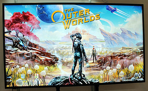 画像(001)[TGS 2019]Obsidian Entertainmentの新作SF RPG「The Outer World」,日本語版プレイレポート
