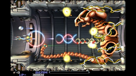 画像(001)PS4版「R-Type Dimensions EX」が12月20日に配信開始。新旧のグラフィックスを収録した公式トレイラーが公開