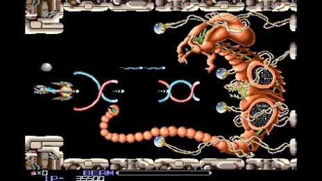 画像(002)PS4版「R-Type Dimensions EX」が12月20日に配信開始。新旧のグラフィックスを収録した公式トレイラーが公開