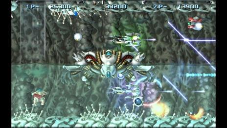 画像(003)PS4版「R-Type Dimensions EX」が12月20日に配信開始。新旧のグラフィックスを収録した公式トレイラーが公開