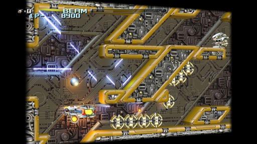 画像(006)PS4版「R-Type Dimensions EX」が12月20日に配信開始。新旧のグラフィックスを収録した公式トレイラーが公開