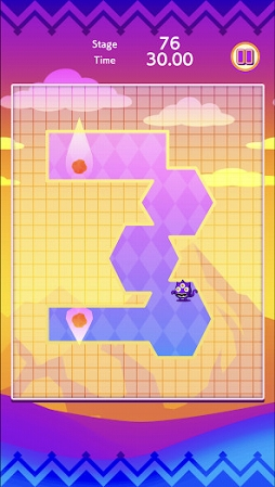 Bound Bout [Board cut & Bound puzzle action]