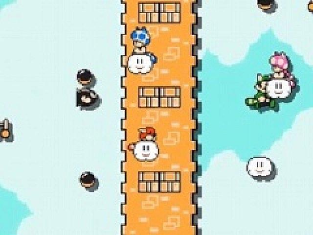 マリオ 2 プレイ 人 スーパー メーカー 2
