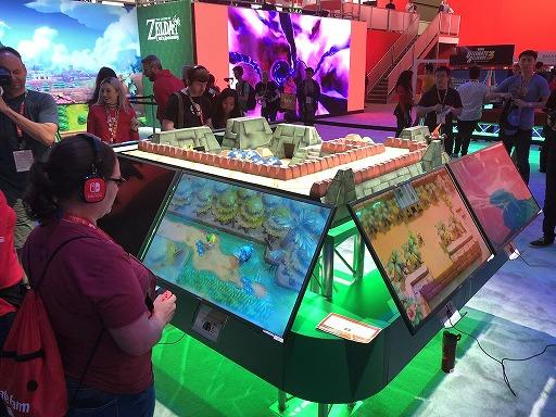 E3 2019]Switch版「ゼルダの伝説 夢をみる島」プレイレポート